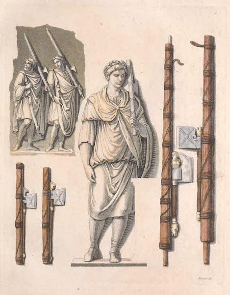 Le Costume Ancien et Moderne [Europe] Vol. 2 - V. Deux licteurs (1820)