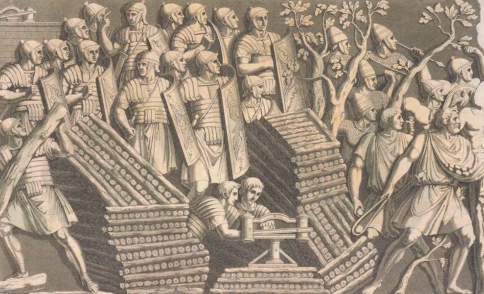 Le Costume Ancien et Moderne [Europe] Vol. 2 - XX. Batterie de balistes (1820)