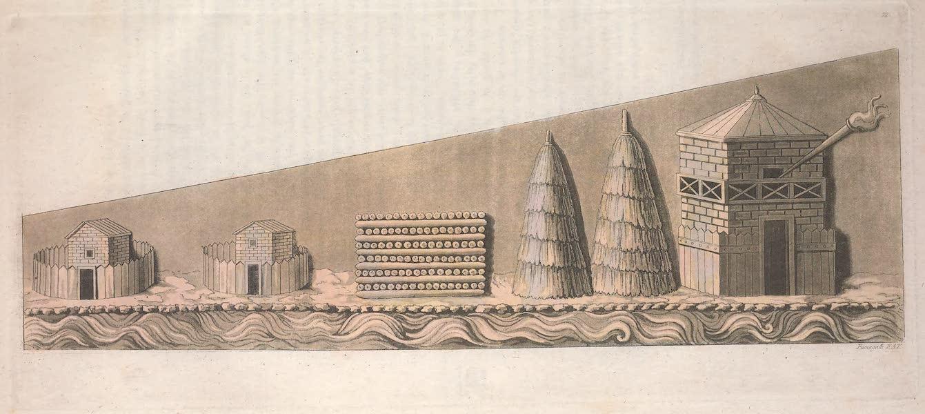 Le Costume Ancien et Moderne [Europe] Vol. 2 - XXII. Greniers et Tours (1820)
