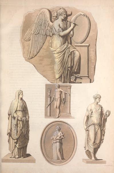 Le Costume Ancien et Moderne [Europe] Vol. 2 - XXIV. Autres Divinites des memes (1820)