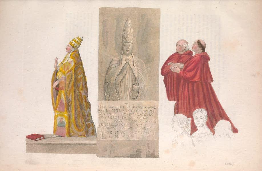 Le Costume Ancien et Moderne [Europe] Vol. 2 - XXXI. Pape et Cardinaux (1820)