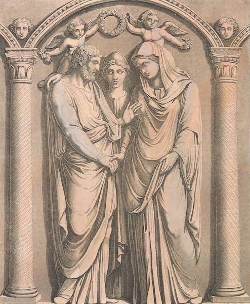 Le Costume Ancien et Moderne [Europe] Vol. 2 - XXXIV. Ceremonies nuptiales (1820)