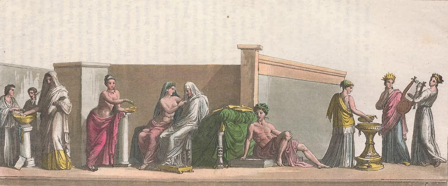 Le Costume Ancien et Moderne [Europe] Vol. 2 - XXXV. Noces Aldobrandines (1820)