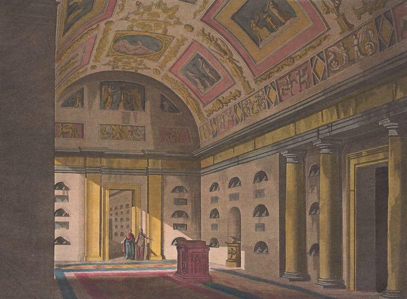 Le Costume Ancien et Moderne [Europe] Vol. 2 - XXXIX. Chambres sepulcrales (1820)
