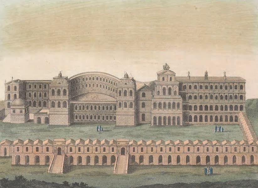 Le Costume Ancien et Moderne [Europe] Vol. 2 - XLVIII. Palais des Cesars (1820)