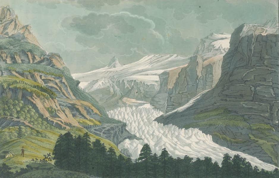 Le Costume Ancien et Moderne [Europe] Vol. 4 - II. Glacier de Grindelwald (1824)