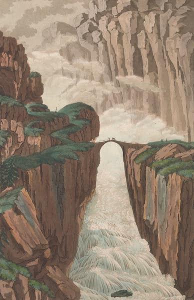 Le Costume Ancien et Moderne [Europe] Vol. 4 - III. Pont du Diable (1824)