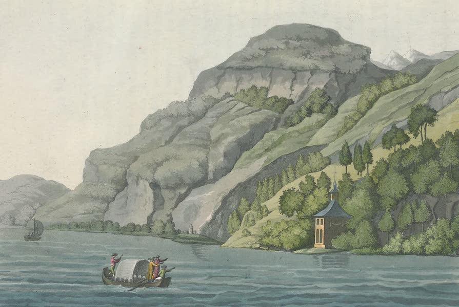 Le Costume Ancien et Moderne [Europe] Vol. 4 - IV. Saut ou chapelle de Guillaume Tell (1824)