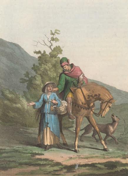 Le Costume Ancien et Moderne [Europe] Vol. 4 - VIII. Wolfenschiefs Bailli de Landenberg (1824)