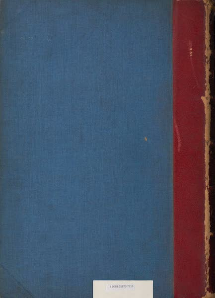 Le Costume Ancien et Moderne [Europe] Vol. 4 - Back Cover (1824)