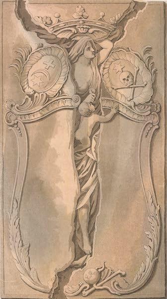 XXI. Monument sepulcral de l'epouse du sculpteur Nahl