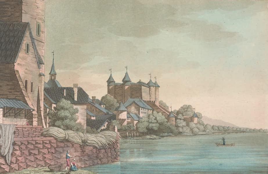 Le Costume Ancien et Moderne [Europe] Vol. 4 - XXIV. Chateau de Grandson (1824)