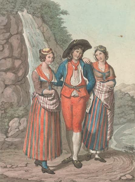 Le Costume Ancien et Moderne [Europe] Vol. 4 - XXIX. Costume des Falaisans (1824)