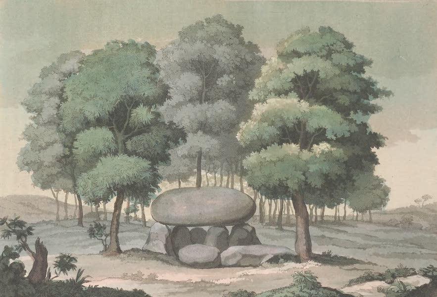 Le Costume Ancien et Moderne [Europe] Vol. 4 - XXXII. Autel antique d'Albersdorf (1824)