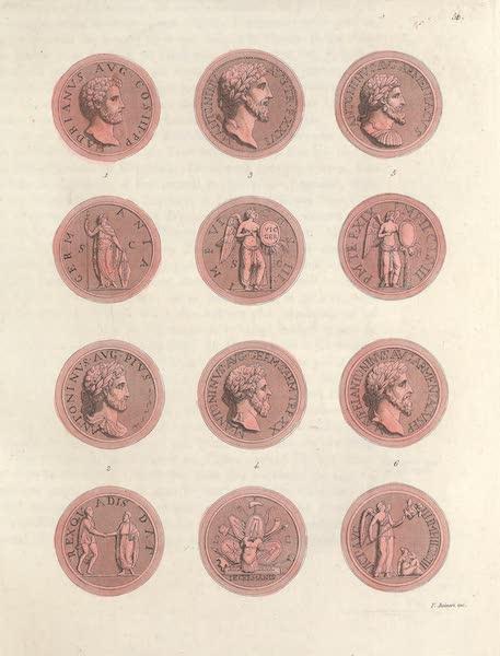 L. Medailles d'Adrien et des Antonins, relatives a la Germanie