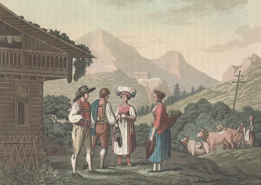 LXXXVI. Paysans du pays de Salisbourg