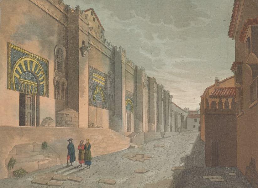 Le Costume Ancien et Moderne [Europe] Vol. 5 - III. Exterieur de la mosquee de Cordoue (1825)