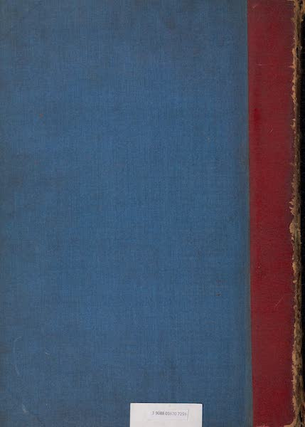 Le Costume Ancien et Moderne [Europe] Vol. 5 - Back Cover (1825)