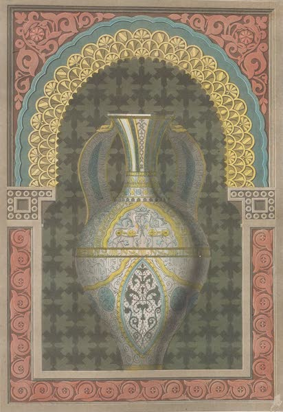 Le Costume Ancien et Moderne [Europe] Vol. 5 - X. Vase Arabe (1825)