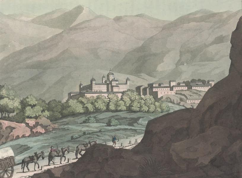 Le Costume Ancien et Moderne [Europe] Vol. 5 - XXIV. Vue de l'Escurlal (1825)