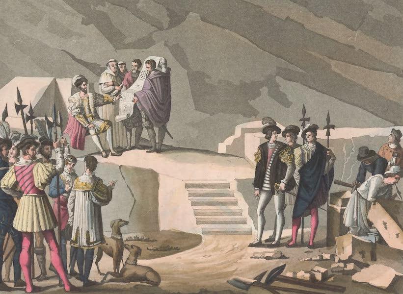 Le Costume Ancien et Moderne [Europe] Vol. 5 - XXV. Roc de Philippe II. (1825)