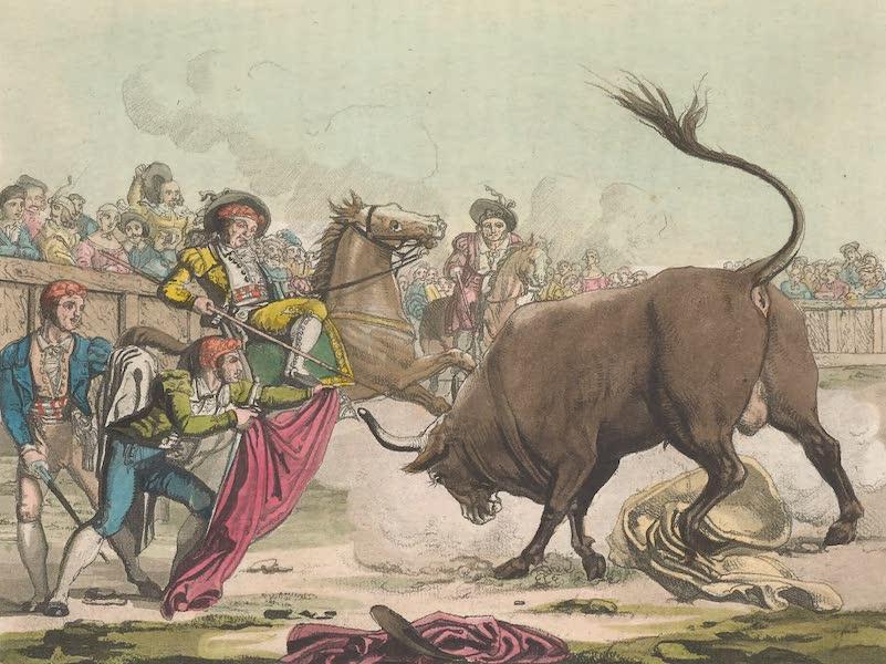 Le Costume Ancien et Moderne [Europe] Vol. 5 - XXIX. Danse du Bolero et costumes du peuple de Grenade (1825)