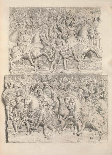 Le Costume Ancien et Moderne [Europe] Vol. 5 - XXXV. Cour de Francois (1825)
