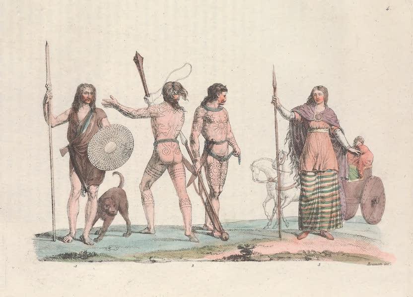 IV. Bretons, Caledoniens et la reine Baodicee