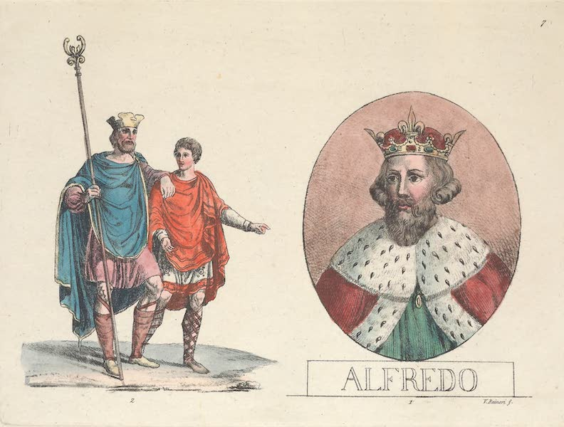 VII. Alfred et Edgard
