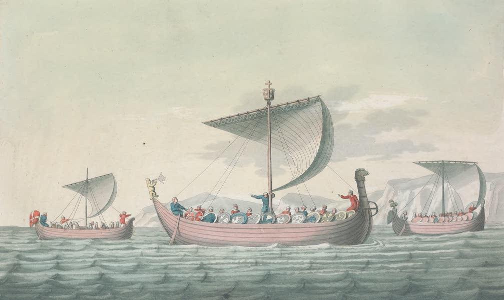 VIII. Flotte de Guillaume-le-Conquerant