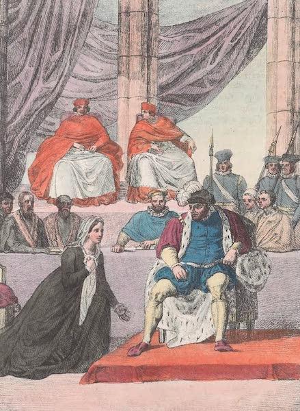 XI. Henri VIII et Catherine d'Arragon