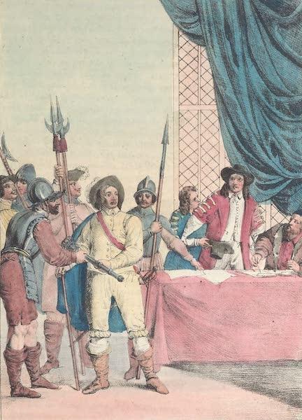 XIII. Cromwel, qui dissout le parlement