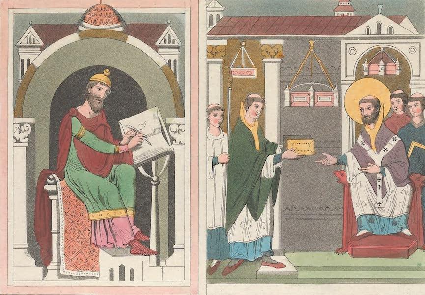 XX. L'Abbe Elfuath et l'archeveque d'York