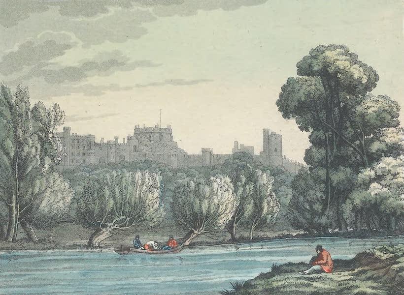 Le Costume Ancien et Moderne [Europe] Vol. 6 - XXVI. Chateau de Windsor (1827)