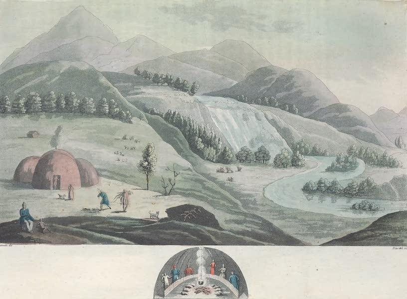 XLIX. Habillement national des paysans de la Norvege