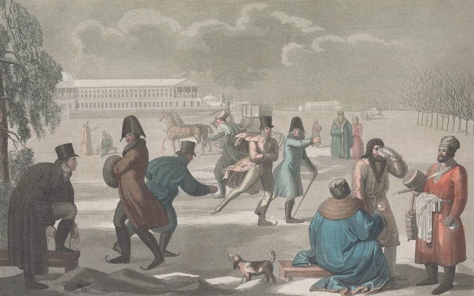 XX. Patineurs sur la glace
