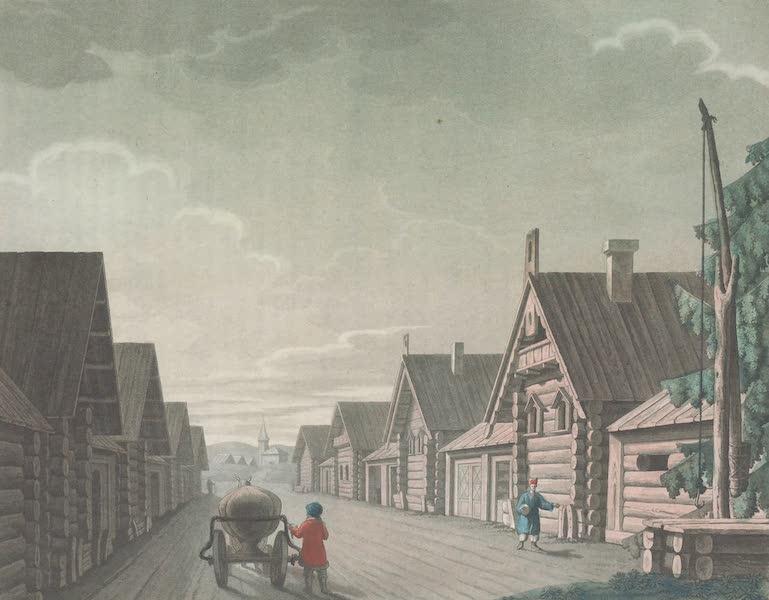 XXIII. Village russe