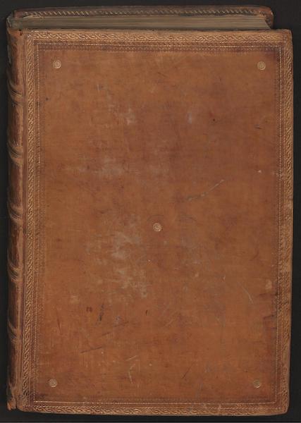 Le Jupiter Olympien - Front Cover (1815)
