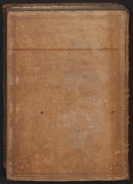 Le Jupiter Olympien - Back Cover (1815)