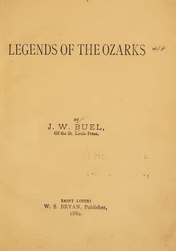 Library of Congress - Legends of the Ozarks