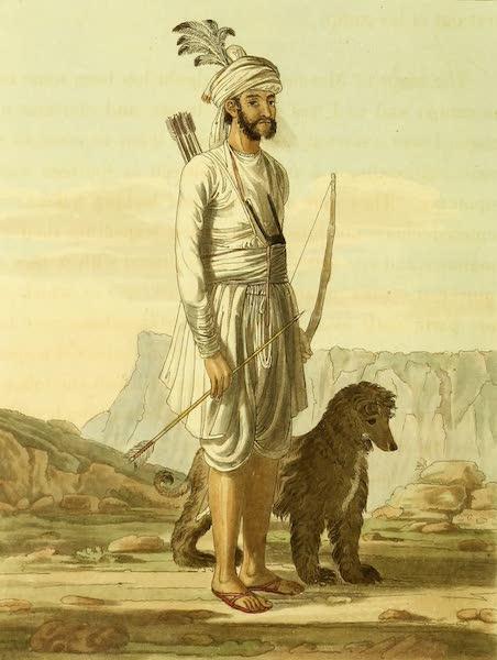Letters Written in a Mahratta Camp - A Meena of Jajurh (1813)