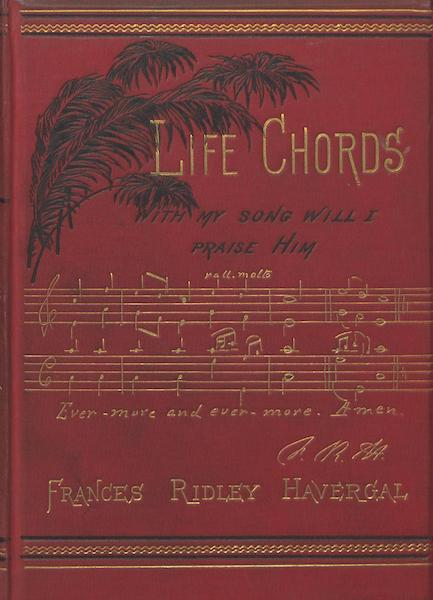 Life Chords - Front Cover (1888)