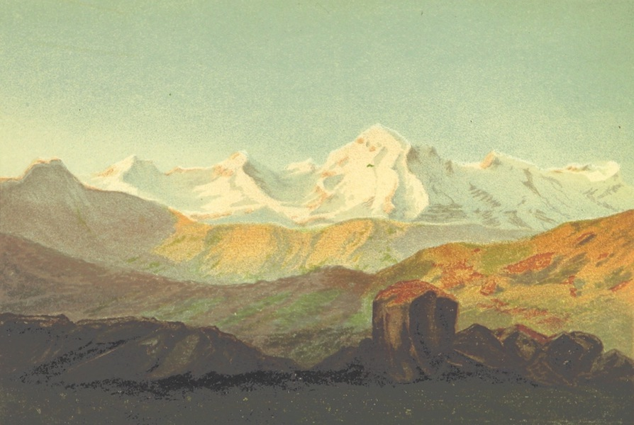 Life Chords - The Monte Rosa Chain (1888)