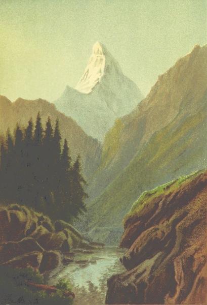 Life Chords - The Matterhorn (1888)