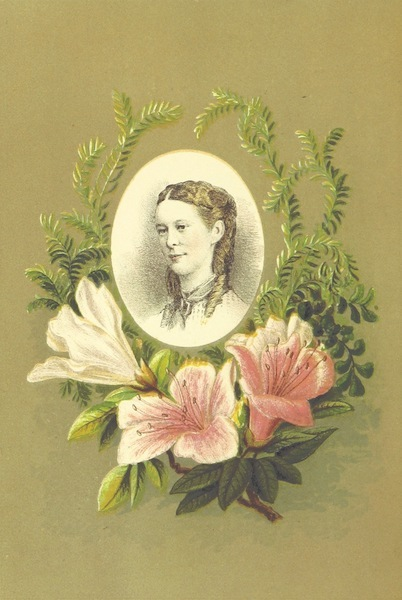 Life Chords - Evelyn from a Photograph by Francis Early Worcester - 1867 (1888)