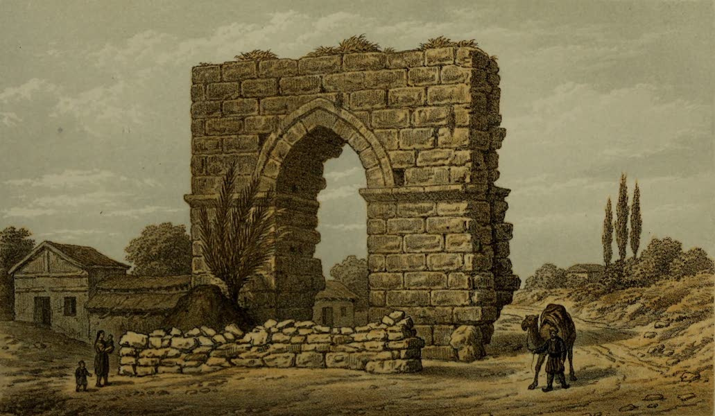 Demir Kapou (Iron Gate), Tarsus