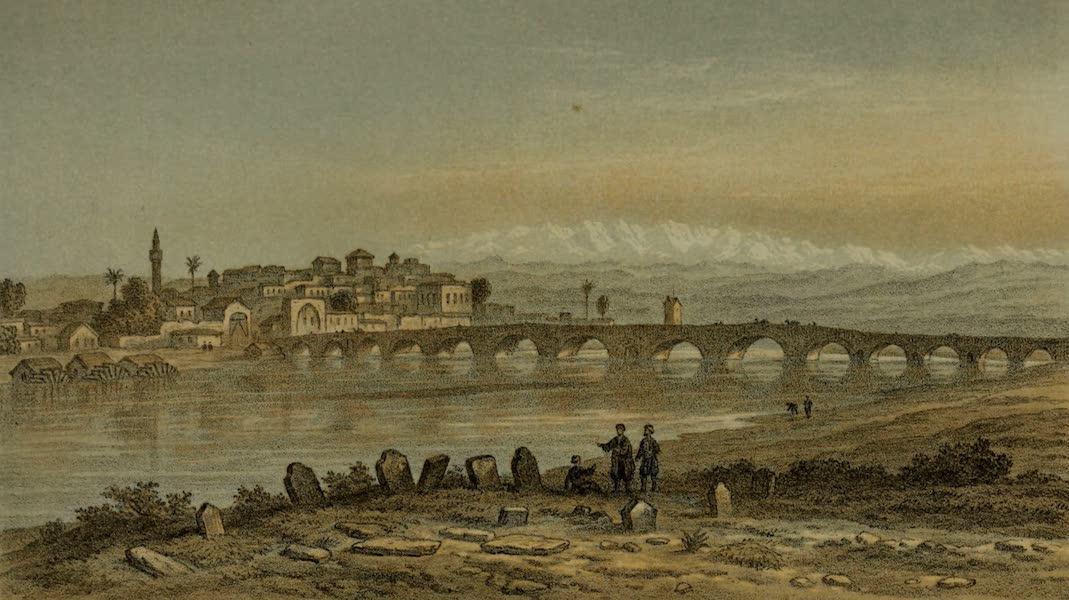 Life in Asiatic Turkey - Adana, Kizil Dagh in the Distance (1879)