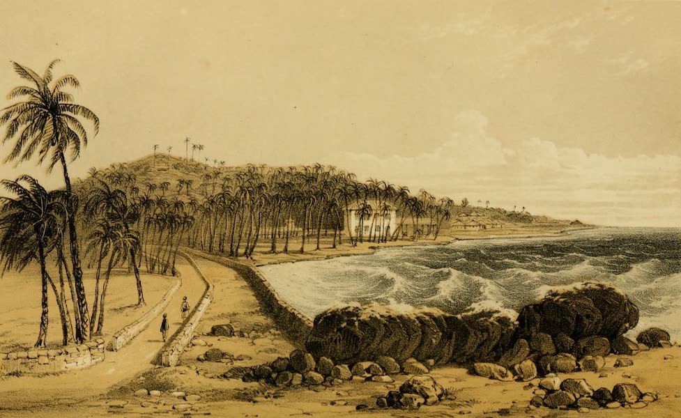Life in Bombay - Vaucluse (1852)