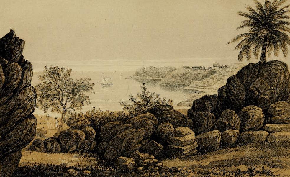 Life in Bombay - Malabar Point (1852)