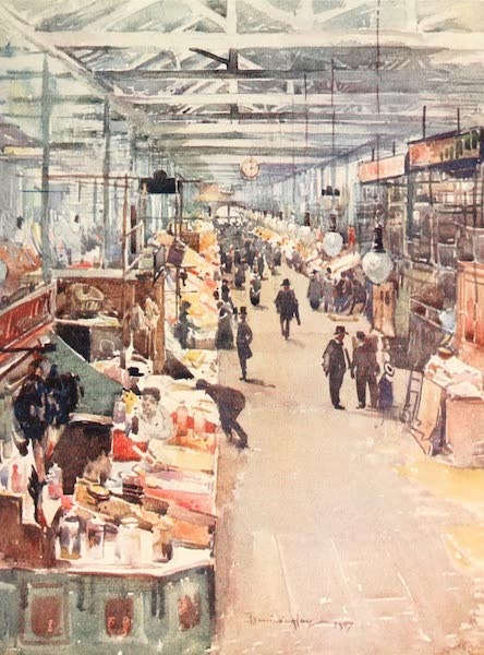 Liverpool Painted and Described - St. John's Market (1907)